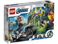 Lego Super Heroes 76142 Атака на спортбайке Лего Супер Герои