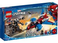 Lego Super Heroes 76150 Реактивный самолёт Человека-Паука Лего Супер Герои