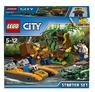 Lego City 60157 Набор Джунгли для начинающих
