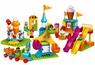 Lego Duplo 10840 Большой парк аттракционов