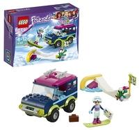 Lego Friends 41321 Горнолыжный курорт внедорожник
