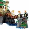 Lego Ninjago 70608 Битва Гармадона и Мастера Ву