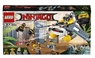 Lego Ninjago 70609 Бомбардировщик Морской дьявол