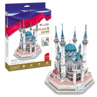 3D Пазлы Мечеть Кул Шариф MC201H