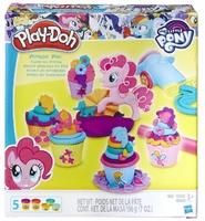 Play-Doh Набор пластилина Вечеринка Пинки Пай B9324