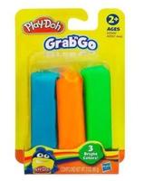 Play-Doh Набор пластилина из 3 цветов A3357
