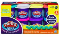 Play-Doh Plus Набор пластилина из 8 банок A1206