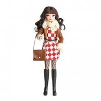 Кукла Sonya Rose в кожаной куртке R4328N