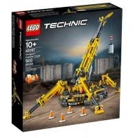 Лего Техник Мостовой кран Lego Technic 42097