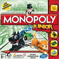 Настольная игра Монополия Джуниор a6984