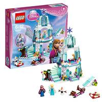 Ледяной замок Эльзы