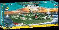 Торпедный катер Конструктор Коби 4825 аналог Лего