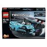 Lego Technic 42050 Драгстер Подмята упаковка