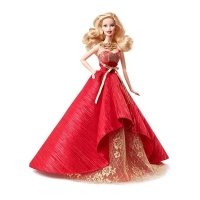 Кукла Barbie Коллекционная Holiday BDH13