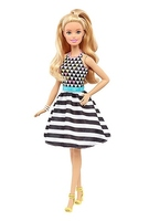 Кукла Барби Игра с модой Barbie Fashionistas DVX68
