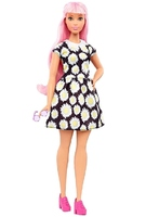 Кукла Барби Игра с модой Barbie Fashionistas DVX70