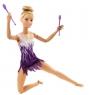 Кукла Барби Безграничные движения Barbie Гимнастка FJB18