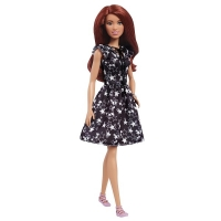 Кукла Барби Игра с модой Barbie Fashionistas FJF39