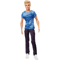Кукла Барби Кен Игра с модой Barbie Fashionistas DGY67