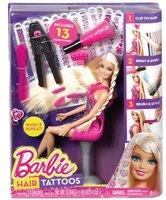 Кукла Barbie Набор для создания причесок BDB19