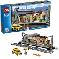 Лего Сити Железнодорожная станция Lego City 60050
