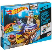 Трек Hot Wheels Атака акулы