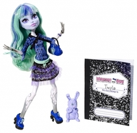 Кукла Monster High Твайла 13 желаний BBK07