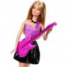 Кукла Barbie Кем быть Рок-звезда Барби CFR03/CFR05