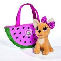 Собачка Chi Chi Love Фруктовая мода с сумочкой