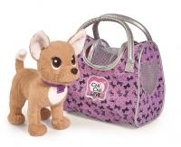 Собачка Chi Chi Love Путешественница с сумочкой, 20 см