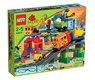 Лего 10508 Большой поезд Lego Duplo Дефект Упаковки