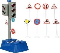 Игровой набор Dickie Дорожные знаки 20 331 3051