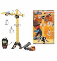 Детская игрушка Dickie Кран башенный с техникой 20 346 2413