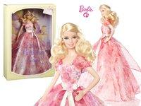 Кукла Barbie Коллекционная Пожелания ко дню рождения BCP64