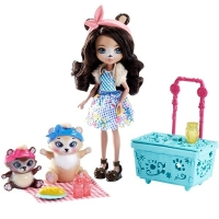 Кукла Enchantimals с питомцами Набор Пикник на природе FCC64
