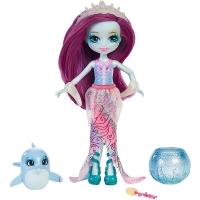 Кукла Enchantimals с питомцами Морские подружки FKV55