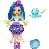 Кукла Enchantimals с питомцами Морские подружки FKV57