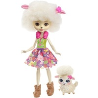 Кукла Enchantimals с питомцем Лорна Барашка FCG65