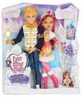 Набор кукол Ever After High Розабелла Бьюти и Дэринг Чарминг серия Заколдованная зима