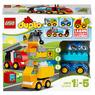 Лего 10816 Мои первые машинки Lego Duplo