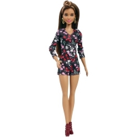 Кукла Барби Игра с модой Barbie Fashionistas FJF38