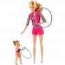Кукла Barbie Гимнастка FKF75