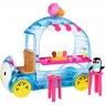 Игровой набор Enchantimals Фургончик мороженого Прины Пингвины FKY58
