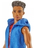 Кукла Барби Кен Barbie Fashionistas DWK46