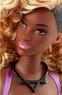 Кукла Барби Игра с модой Barbie Fashionistas DVX79