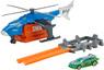 Hot Wheels Игровой набор Супербоевой вертолет CDK80