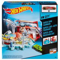 Hot Wheels Игровой набор Вращающаяся мойка BMG69