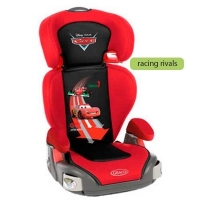 Автокресло детское Graco Junior Maxi Plus Racing Rivals