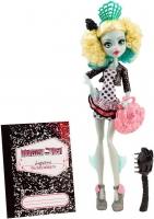 Кукла Monster High Лагуна Блю Школьный обмен CDC37