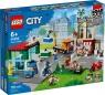 Лего Сити Центр города Lego City 60292